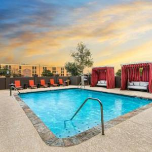 Utsa Convocation Center Hotels Wyndham Garden San Antonio Near La Cantera