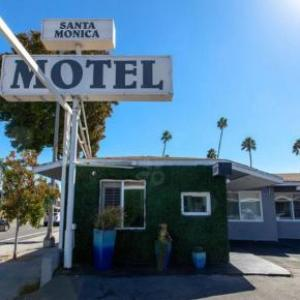 Hotels near Santa Monica College - Santa Monica Motel