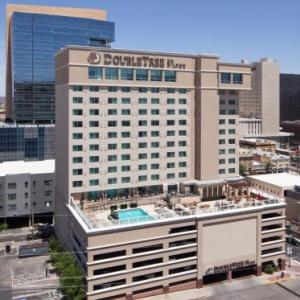 El Paso Union Depot Hotels - Doubletree El Paso Downtown/City Center