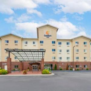 Comfort Inn Huntsville near University