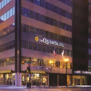 Hotels near Carnivale Chicago - La Quinta Inn & Suites Chicago Downtown