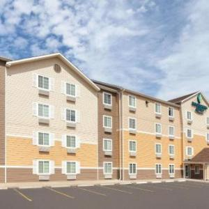 Hotels near Sioux Empire Fair - Woodspring Suites Sioux Falls