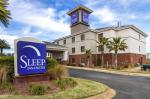 Townsend Georgia Hotels - Sleep Inn & Suites Brunswick