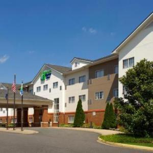 Holiday Inn Express & Suites Charlottesville - Ruckersville an IHG Hotel