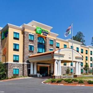 Clemson Memorial Stadium Hotels - Holiday Inn Express Hotel & Suites Clemson - University Area
