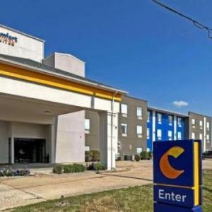 Show Me Center Hotels - Comfort Suites Jackson - Cape Girardeau
