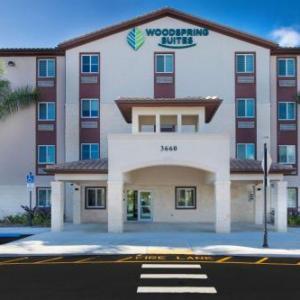 Hotels near Ansin Sports Complex - WoodSpring Suites Miramar
