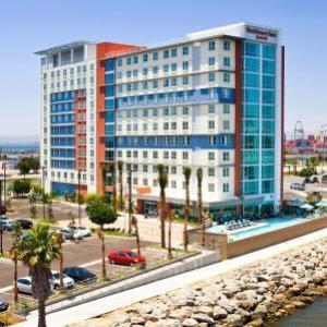 The Reef Long Beach Hotels - Residence Inn Long Beach Downtown