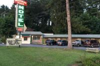 Whispering Pines Motel   Asheville