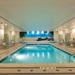 Nite Cap Chicago Hotels - Springhill Suites O' Hare Chicago
