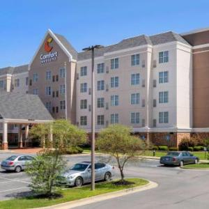 Hotels near Georgia Veterans Memorial State Park - Comfort Inn & Suites Cordele