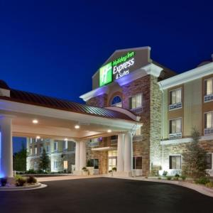 Shouse Arena Hotels - Holiday Inn Express Hotel Twin Falls
