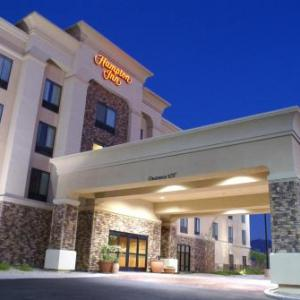 Hotels near CSN Performing Arts Center - Hampton Inn Las Vegas North