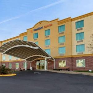 Hotels near Great Meadow - Comfort Suites Manassas Battlefield Park