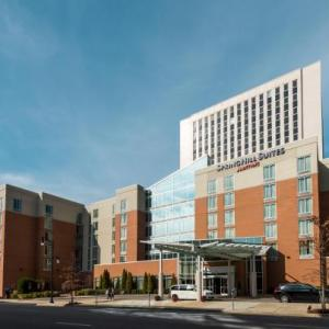 Hotels near WorkPlay - SpringHill Suites by Marriott Birmingham Downtown at UAB