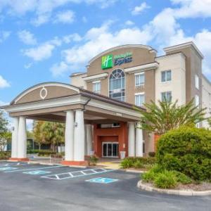Rock Crusher Canyon Hotels - Holiday Inn Express Crystal River