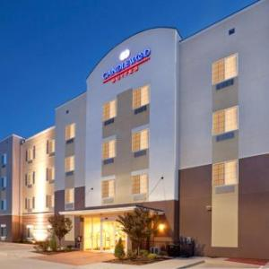 Sullivan Performing Arts Center and John Thomas Theatre Hotels - Candlewood Suites Texarkana