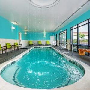 Hotels near Canyon Springs Golf Club - Springhill Suites San Antonio Airport