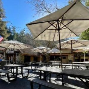 Roaring Camp Railroads Hotels - The Historic Brookdale Lodge