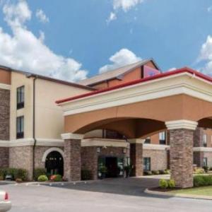 Oman Arena Hotels - Comfort Suites Jackson