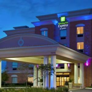 Hotels near Central Florida Fairgrounds - Holiday Inn Express Hotel & Suites Orlando-Ocoee East