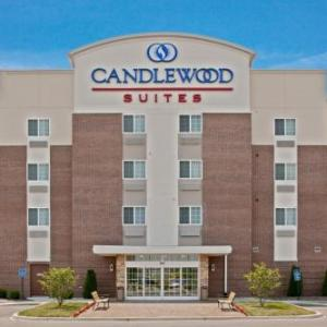 Candlewood Suites Louisville-North