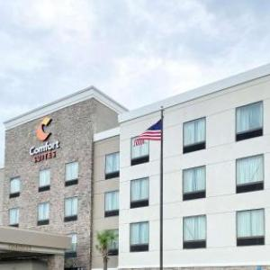 Hotels near Fort Valley State University - Comfort Suites Byron