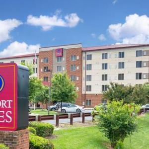 Cultural Arts Center Glen Allen Hotels - Comfort Suites At Virginia Center Commons