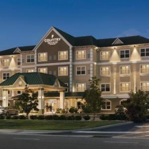 Country Inn & Suites Tampa Airport North Fl