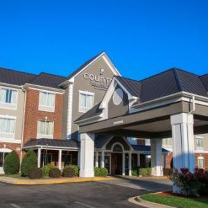 University of Richmond Hotels - Country Inn & Suites by Radisson Richmond West at I-64 VA