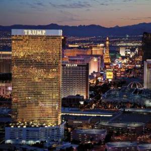 Hotels near Fashion Show Mall - Trump International Hotel Las Vegas