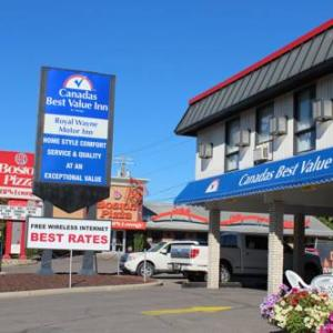 Hotels near Foothills Stadium - Canadas Best Value Inn - Calgary