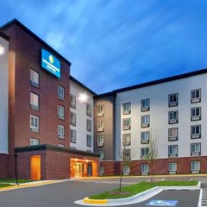Martin's Crosswinds Hotels - WoodSpring Suites Washington DC Northeast Greenbelt