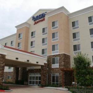 Fairfield Inn & Suites by Marriott Houston Conroe