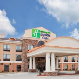 Fort Leonard Wood Hotels - Holiday Inn Express Hotel & Suites Saint Robert - Leonard Wood