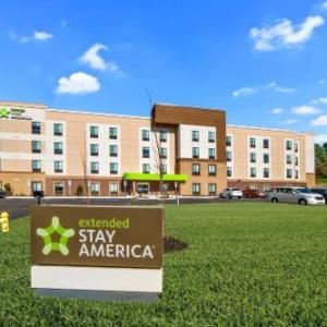 Extended Stay America -Greenville -Woodruff Road