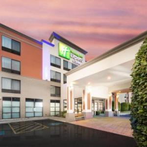 Hotels near Gesa Stadium - Holiday Inn Express Hotel & Suites Pasco-tricities