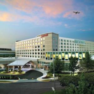 Hotels near Georgia International Convention Center - Atlanta Airport Marriott Gateway