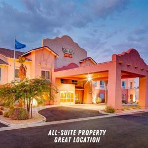 Hotels near Joshua Tree National Park - Fairfield Inn & Suites Twentynine Palms-Joshua Tree Nat'L Park