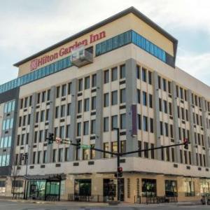 Hotels near Barleycorn's Wichita - Hilton Garden Inn Wichita Downtown Ks