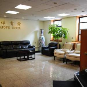 Hotels near Radius Chicago - Chinatown Hotel Chicago