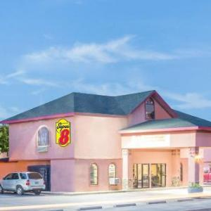 Super 8 by Wyndham San Angelo