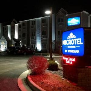 The Lerner Theatre Hotels - Microtel Inn & Suites By Wyndham Elkhart