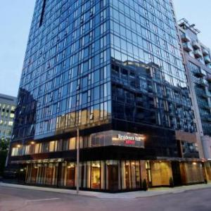 Cadillac Lounge Toronto Hotels - Residence Inn By Marriott Toronto Downtown/Entertainment Dist.