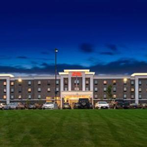Hampton Inn & Suites St. Paul Oakdale/woodbury By Hilton