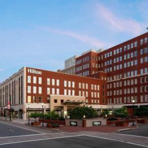 Richmond Raceway Hotels - Hilton Richmond Downtown