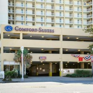 Peabody's Nightclub Hotels - Comfort Suites Beachfront
