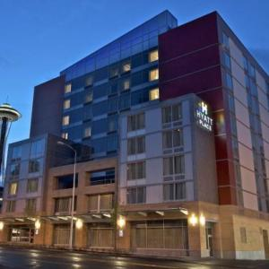 Funhouse Seattle Hotels - Hyatt Place Seattle Downtown