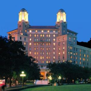 Hotels near Hot Springs Convention Center - Arlington Resort Hotel & Spa