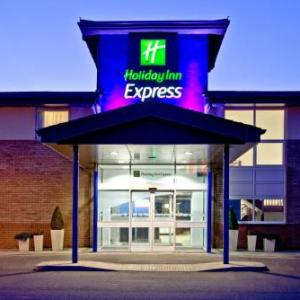 Hotels near Greenhous Meadow - Holiday Inn Express Shrewsbury